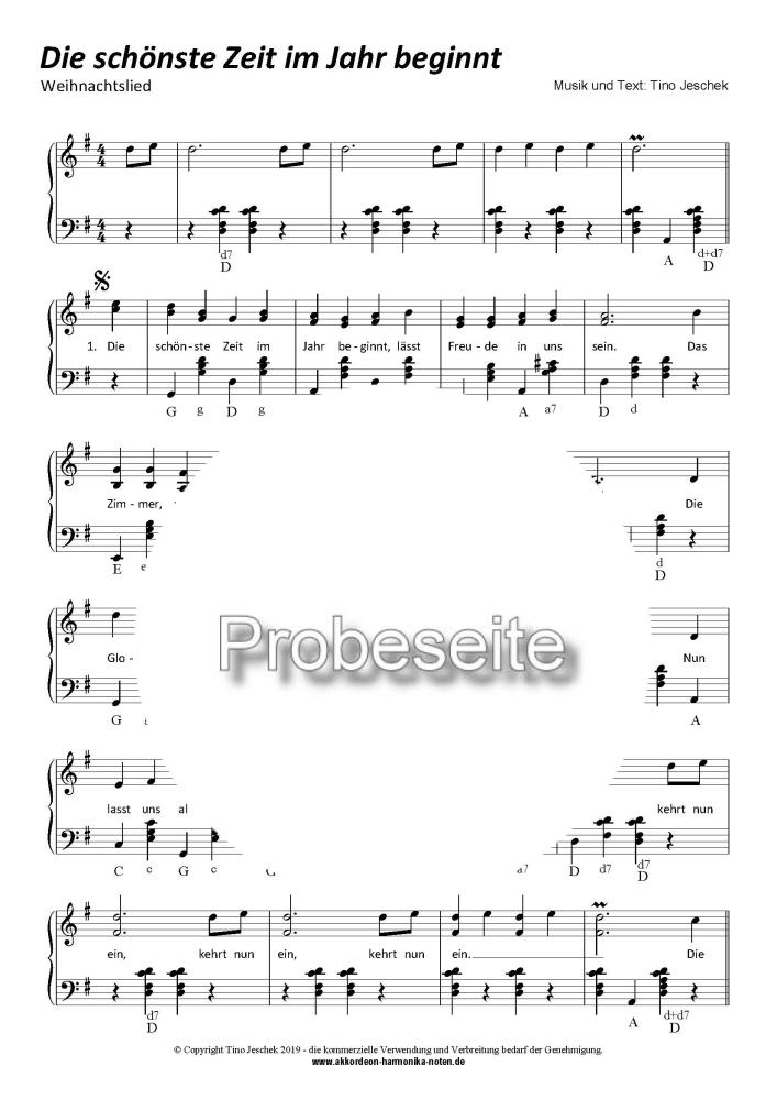 Akkordeon kostenlos noten Seefahrtslieder